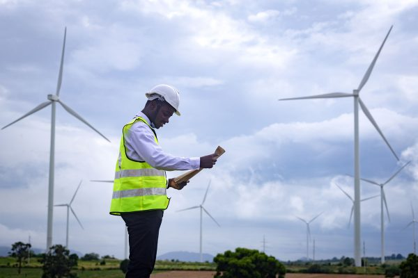 The future of Electricity Access in Africa